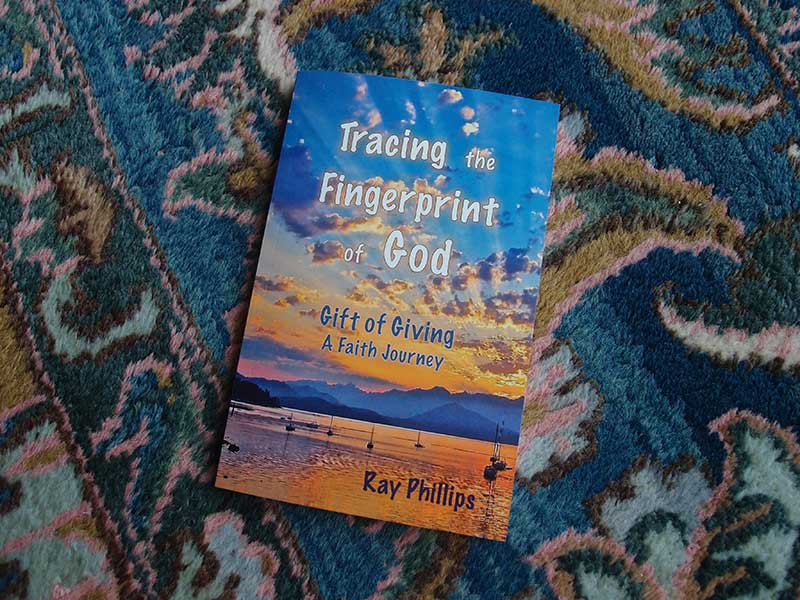 Tracing the Finger Print of God - a book by Ray Phillips